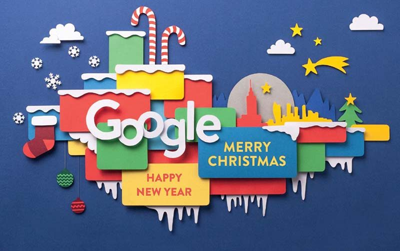 Merry Christmas & Happy New Year To All My Google Adwords Customers, Both Current & Prospective!
